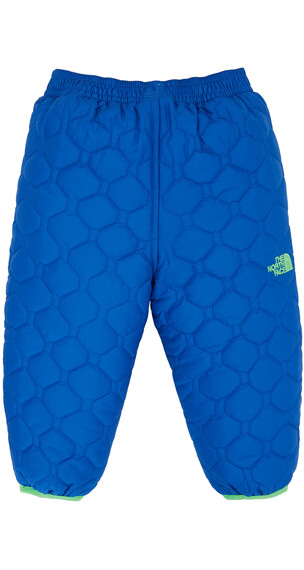 The North Face Infant Perrito Reversible Pant Monster Blue